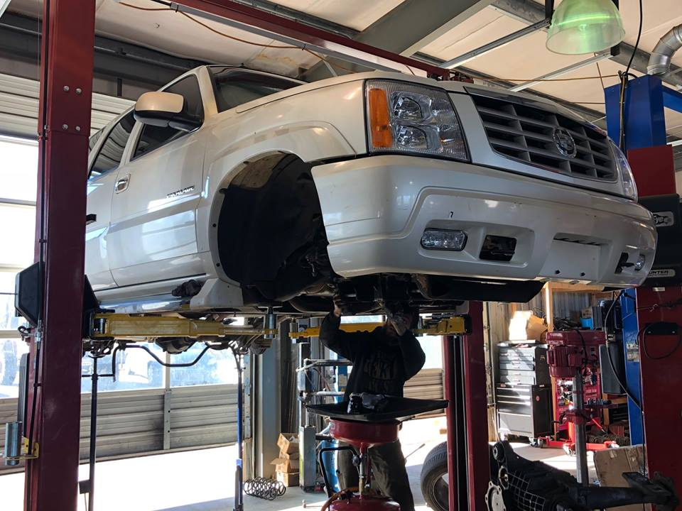 One Stop Auto Shop (OSAS) : Automotive Service and Maintenance in